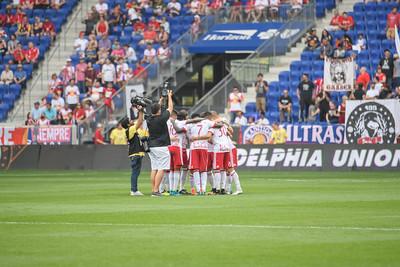 New York Red Bulls v Philadelphia