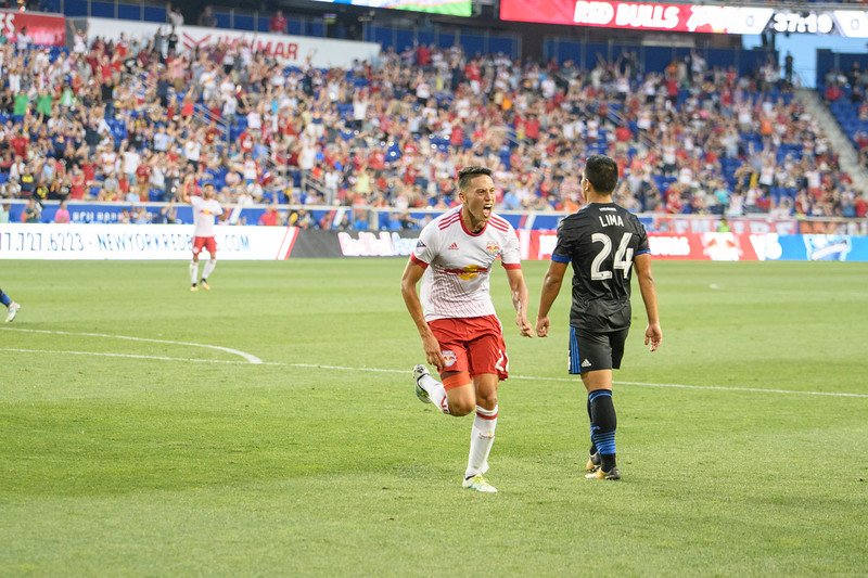 New York Red Bulls v San Jose