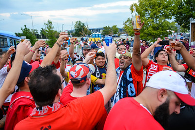 New York Red Bulls v Sporting KC, US OPEN CUP