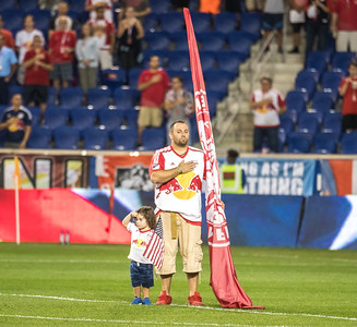 Best pic of the game, (Father and  Son) @newyorkredbulls @onceametro @southwardsupporters @Ultras_GSU @gardenstateultras