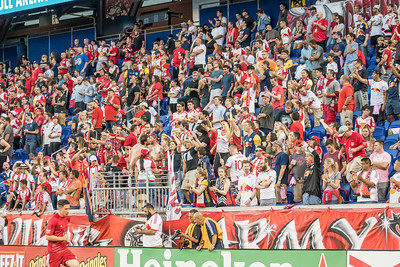 New York Red Bulls v Vancouver