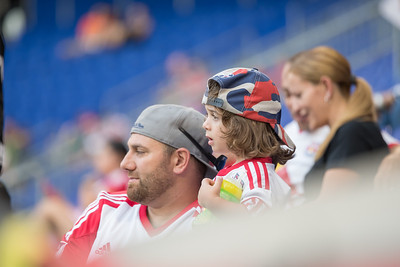 New York Red Bulls V Vancouver 10/7 (Fans Pictures)