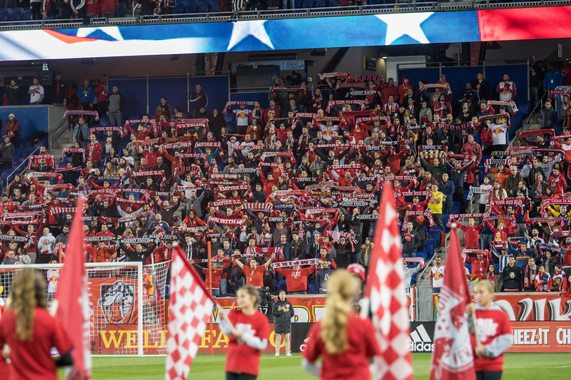 New York Red Bulls v Toronto FC