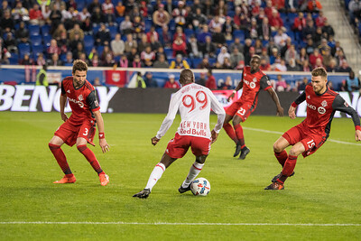 New York Red Bulls v Toronto FC