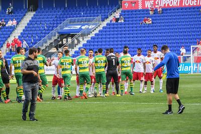 NYRB II vs Tampa Bay Rowdies
