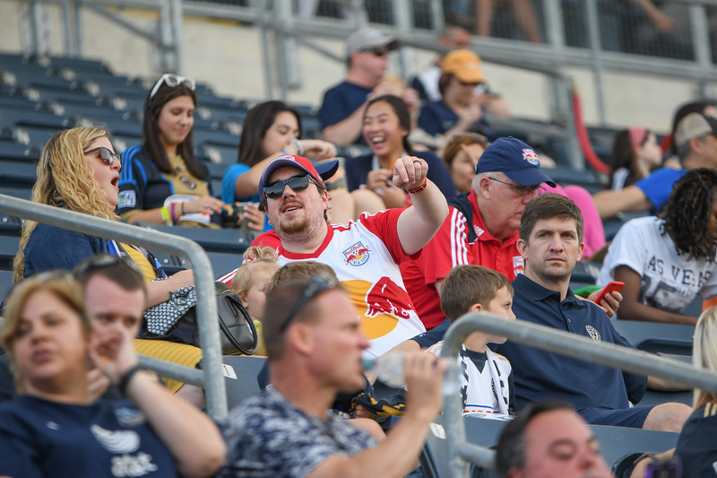 Philadelphia Union vs New York Red Bulls