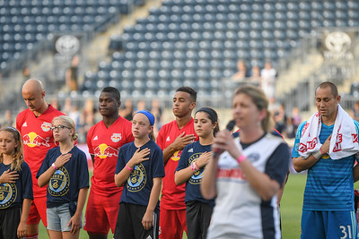 Philadelphia Union vs New York Red Bulls