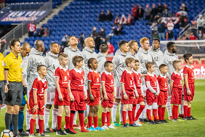 New York Red Bulls & Club Tijuana