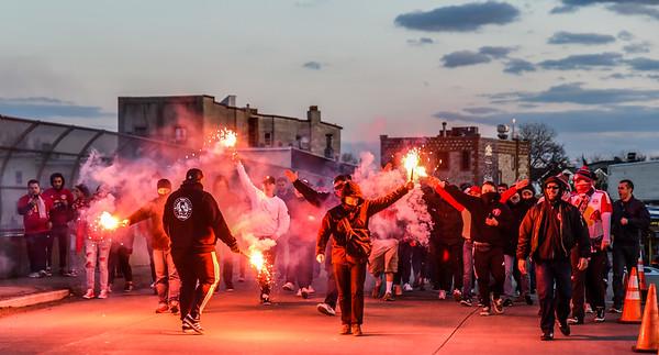 New York Red Bulls vs C.D. Guadalajara 4/10.CCL