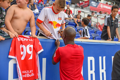 New York Red Bulls vs. Columbus Crew