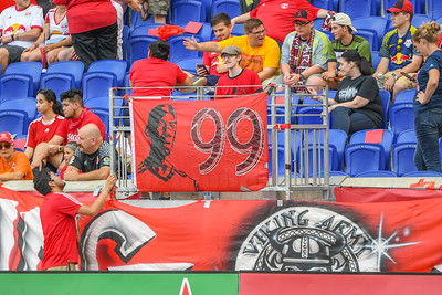 New York Red Bulls vs Columbus Crew 7/28