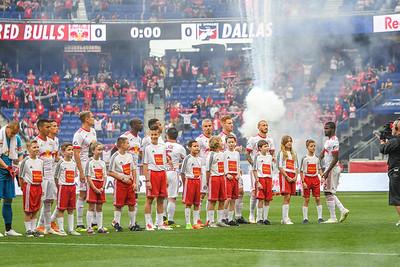 New York Red Bulls vs FC Dallas