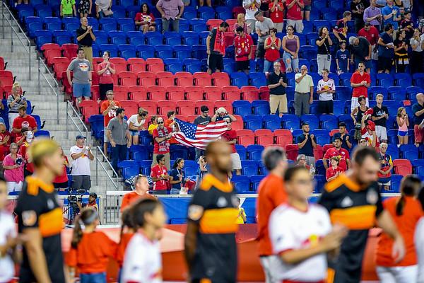 New York Red Bulls vs Houston Dynamo