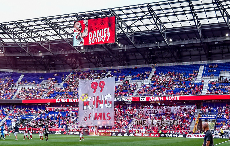 New York Red Bulls vs. LAFC
