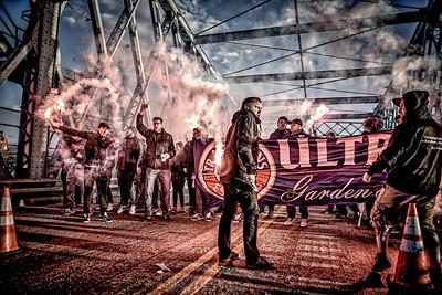 New York Red Bulls Vs MNUFC