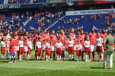 New York Red Bulls & Montreal
