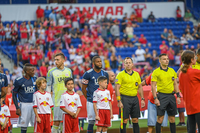 New York Red Bulls vs. New England Revolution