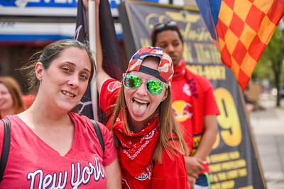 New York Red Bulls vs New York City FC