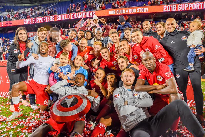 New York Red Bulls vs Orlando City