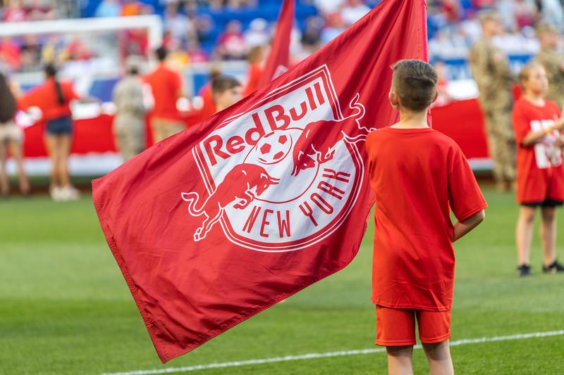 New York Red Bulls vs Philadelphia Union