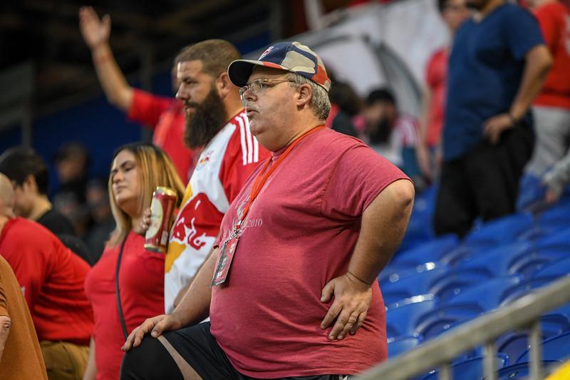 New York Red Bulls  vs Seattle Sounders