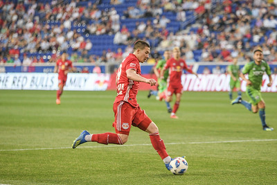 New York Red Bulls  vs Seattle Sounders