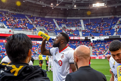 New York Red Bulls vs Toronto FC