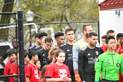 NYRB II vs Loudoun United FC
