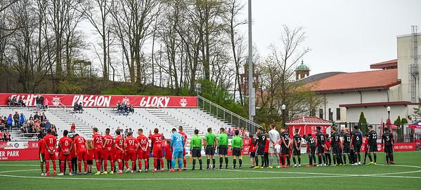 New York Red Bulls II vs Loudoun United
