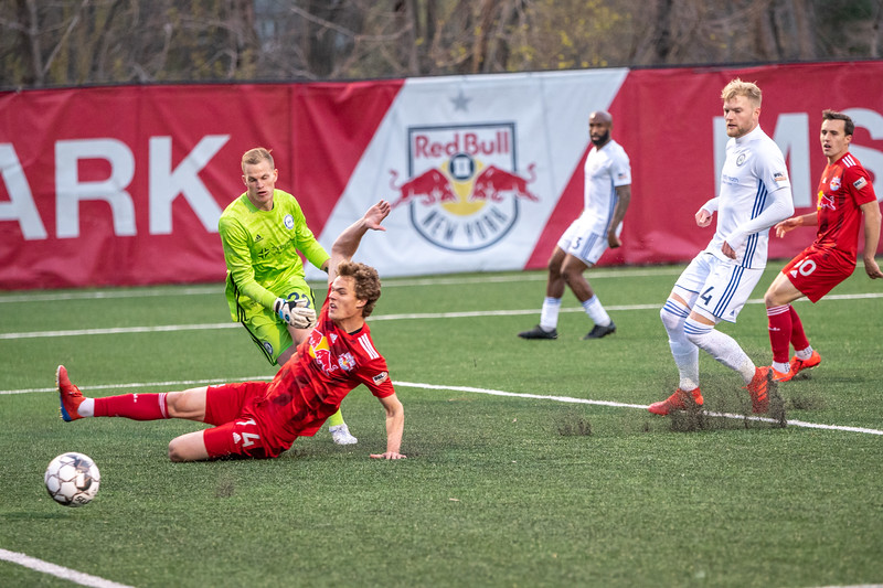 New York Red Bulls II vs Hartford Athletic