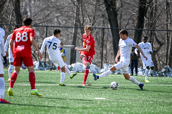 New York Red Bulls II vs. Swope Park Rangers
