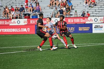 USL:New York Red Bulls II vs Atlanta United II