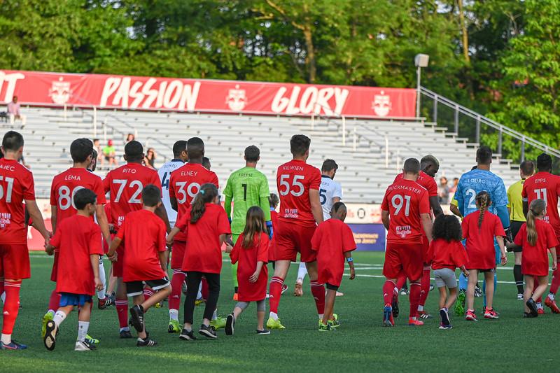 USL:New York Red Bulls II vs Bethlehem Steel FC