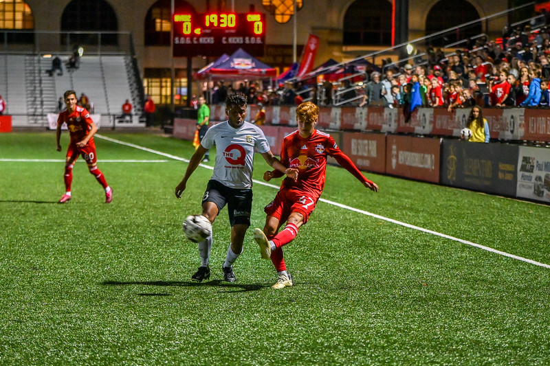 USL:New York Red Bulls II vs Charleston Battery