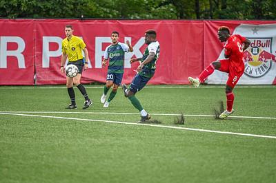 USL:New York Red Bulls II vs Saint Louis FC