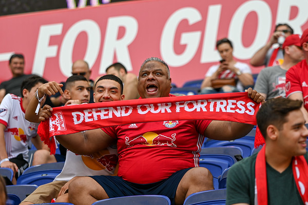 New York Red Bulls vs Atlanta United
