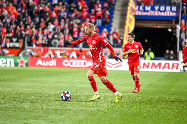 New York Red Bulls vs Orlando City