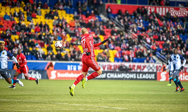 New York Red Bulls vs Atletico Pantoja