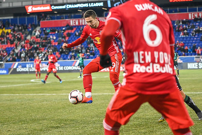 New York Red Bulls vs Club Santos Laguna