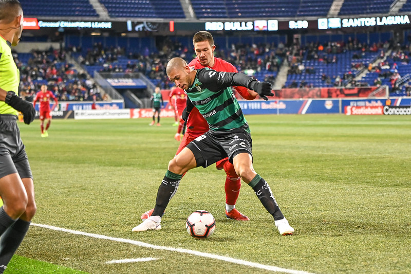 New York Red Bulls vs Club Santos Laguna