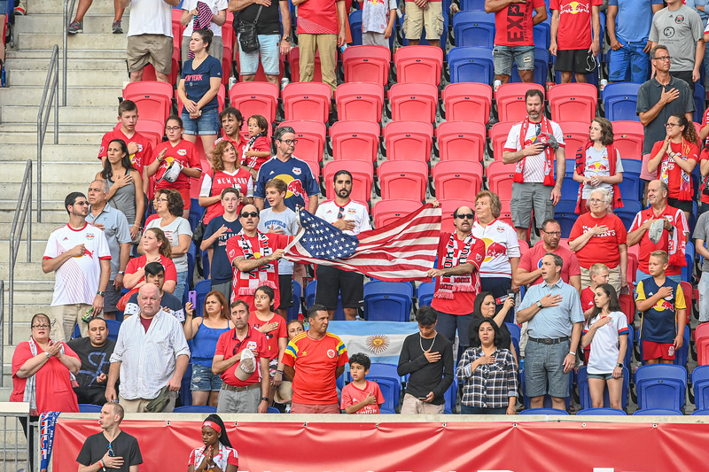 New York Red Bulls vs Columbus Crew SC