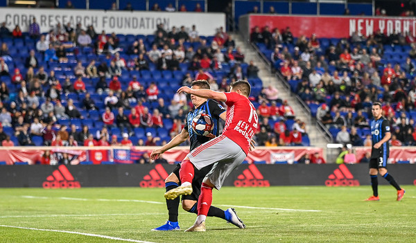 New York Red Bulls vs Montreal Impact