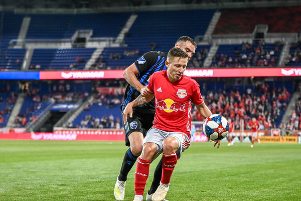 New York Red Bulls vs Montreal Impact