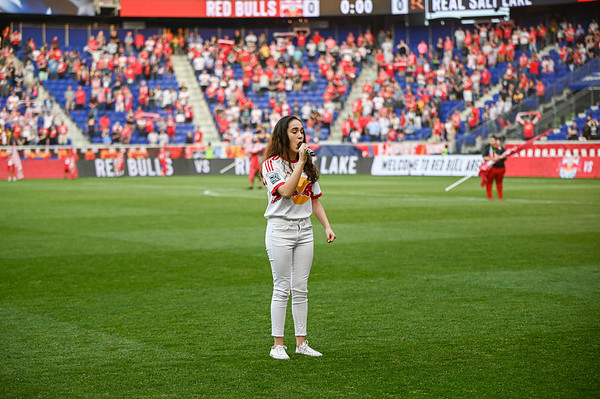 New York Red Bulls vs Real Salt Lake