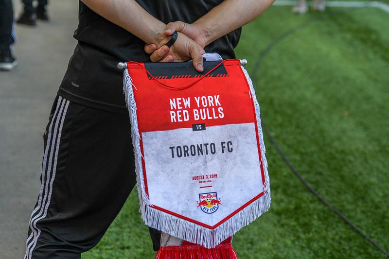 New York Red Bulls vs Toronto FC