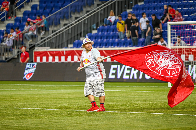 New York Red Bulls vs. Vancouver Whitecaps FC