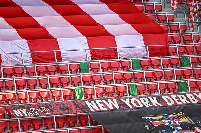 New York Red Bulls vs NYCFC