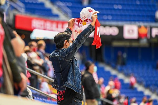 New York Red Bulls vs Chicago FC