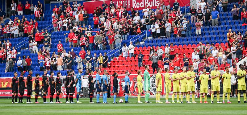 New York Red Bulls vs Nashville SC