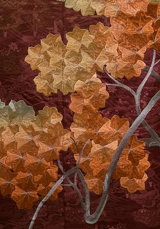 Silk Kimono Pattern